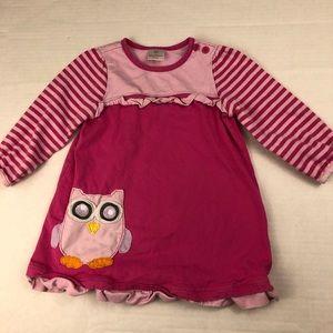 Hanna Owl Dress